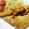鶏むね肉のタンドリーチキン風