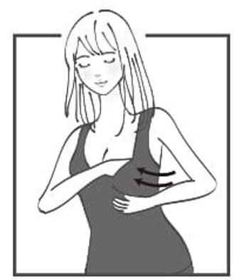 カーヴィーフィットの着用方法2