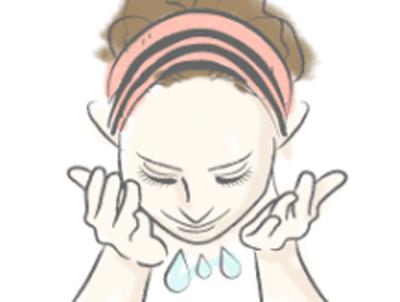 クレムドアン ミルククリームクレンジングの使い方3